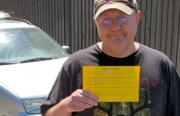 Big Tane Helps Customer Solve City Notice Problem for Older Vehicle - Car Sold For Cash in Salt Lake City, UT