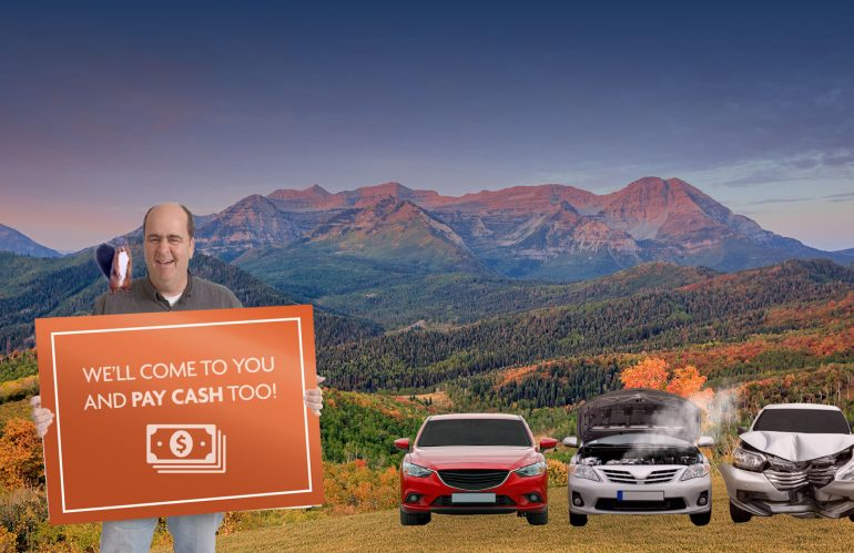 Where to sell a car or van in Salt Lake City, UT – The dirtiest van we've ever bought!