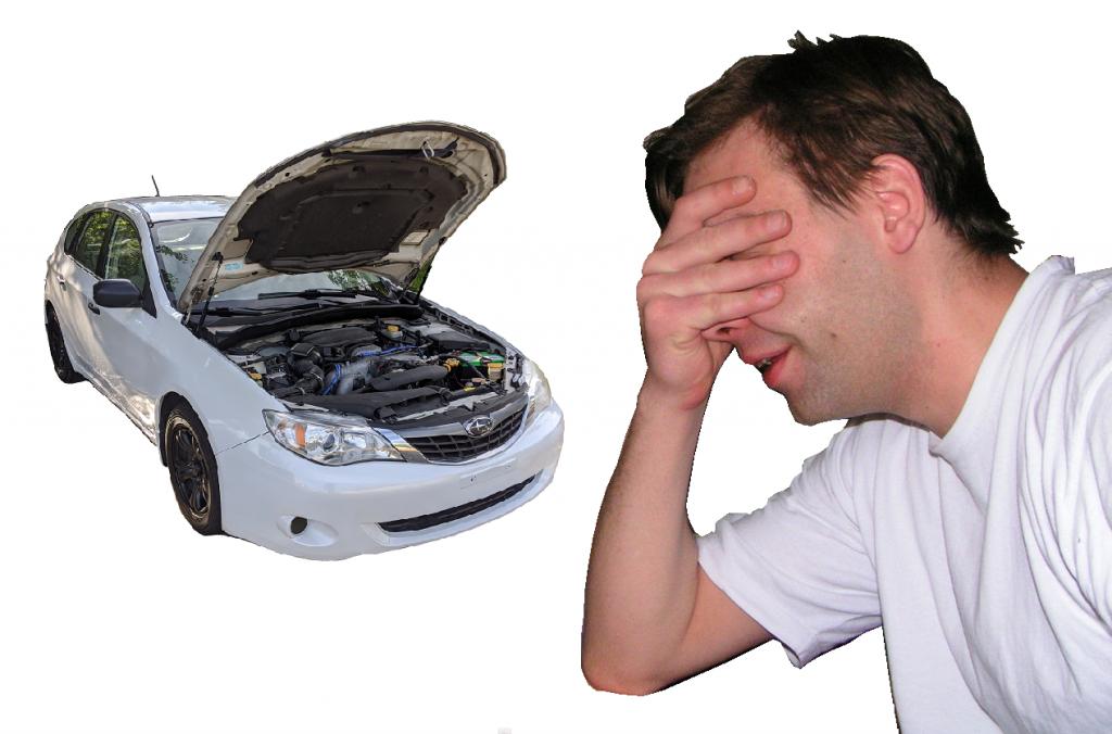 Why did my Subaru Die?