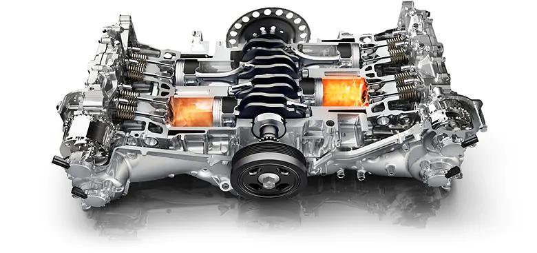 Subaru's Boxer Motor
