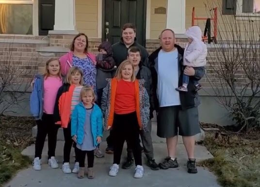 Big Tane Helps Family On Moving Day - Car Sold For Cash in Salt Lake City, UT