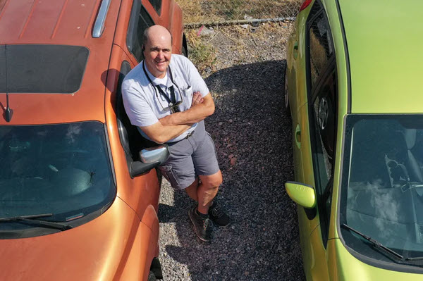 Need to sell your car? Big Tane does business his way